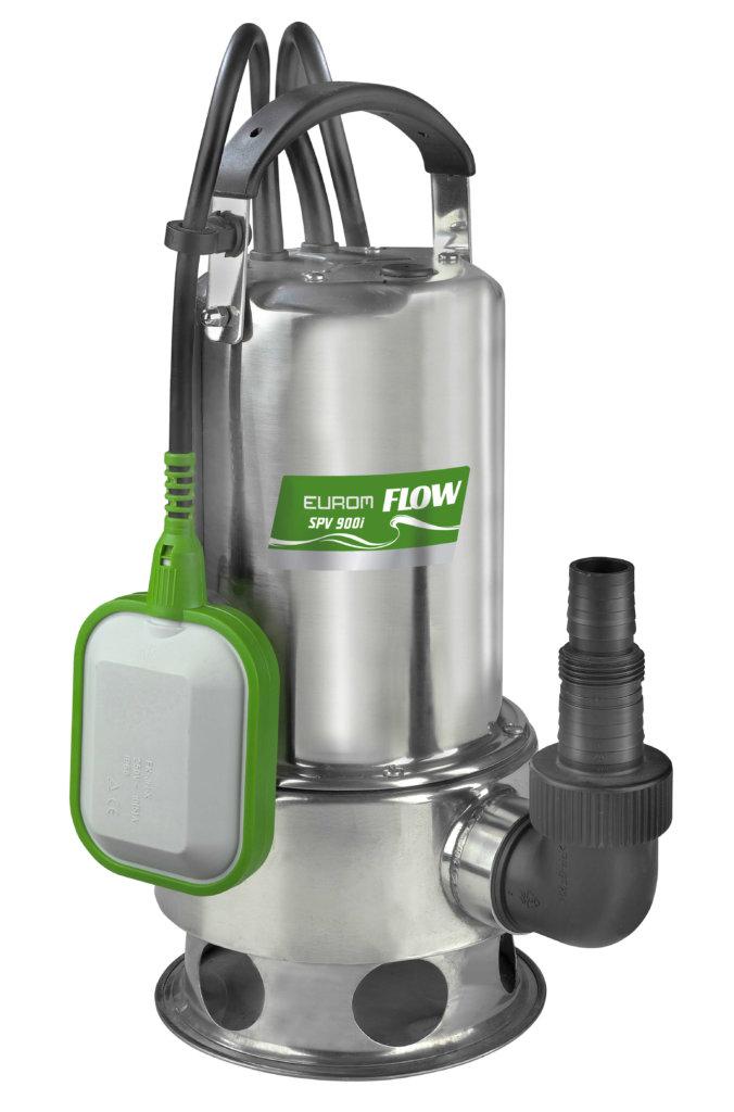 8713415260922 Flow SPV900i dompelpomp vuil water 233 l/min