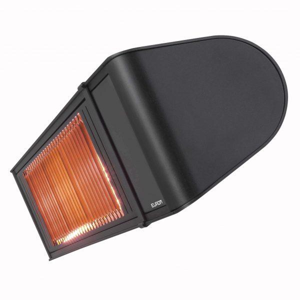 8713415334340 Golden 2000 Amber Focus elektrische terrasverwarmer met focus punt