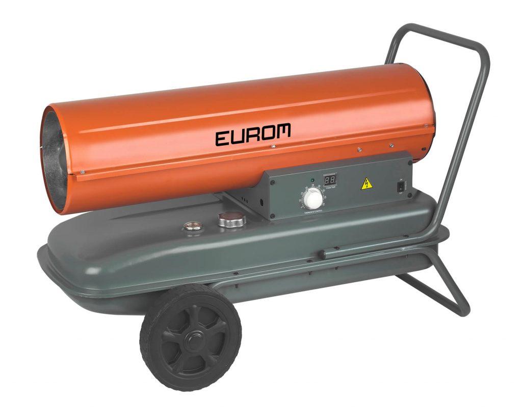 8713415300840 Fireball 37T oliekanon 37 kW diesel petroleum industriële verwarming
