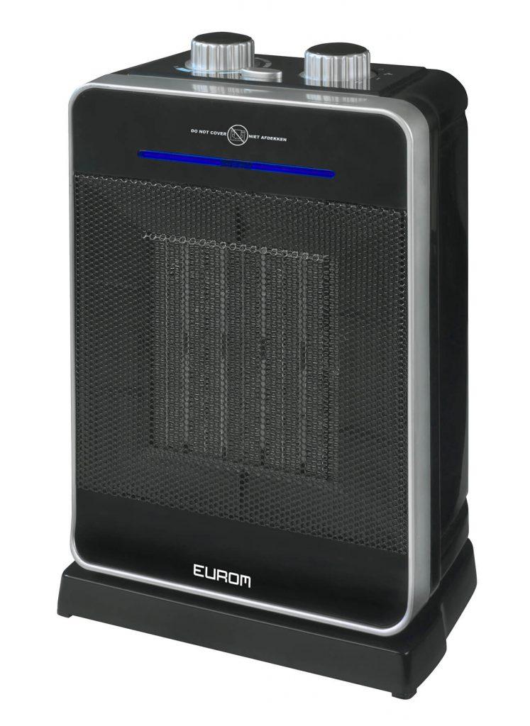 8713415341850 Safe-t-heater 2000 Watt elektrische verwarming keramische kachel zwenkfunctie draaiend