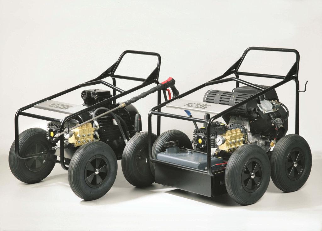 8713415126112 Kent 515B - type G industriële hogedrukreiniger 200 bar 42 l/min