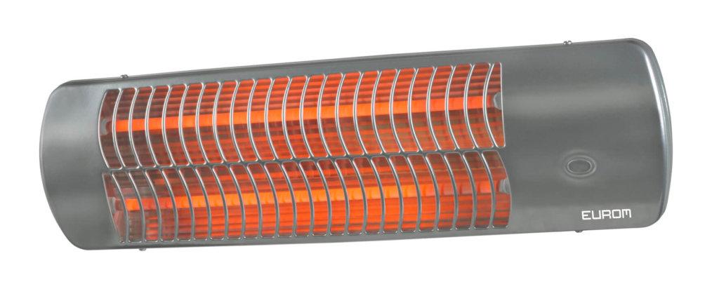 8713415351224 QH1203 elektrische badkamerkachel kwarts 1200 Watt