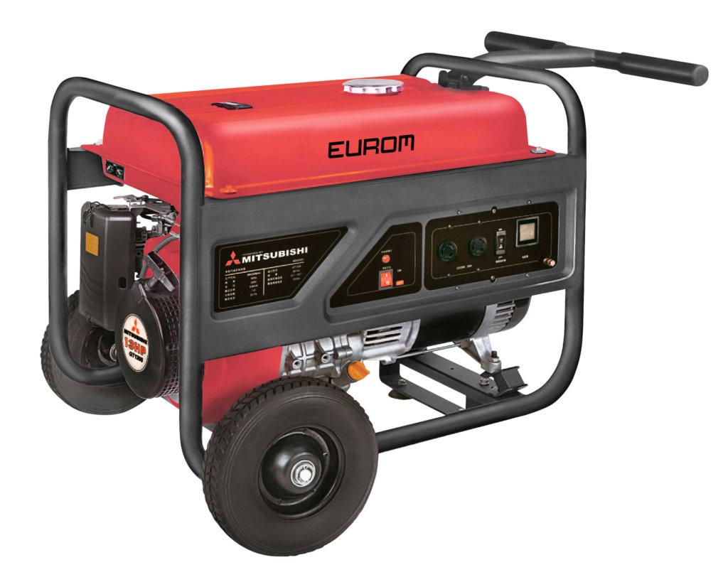 8713415449266 MM6500 benzine aggregaat