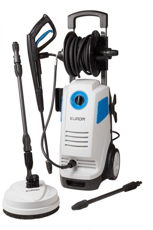 8713415135343 Force 2200IND krachte hogedrukreiniger 2200 Watt 440 l/u met shampoovoorziening