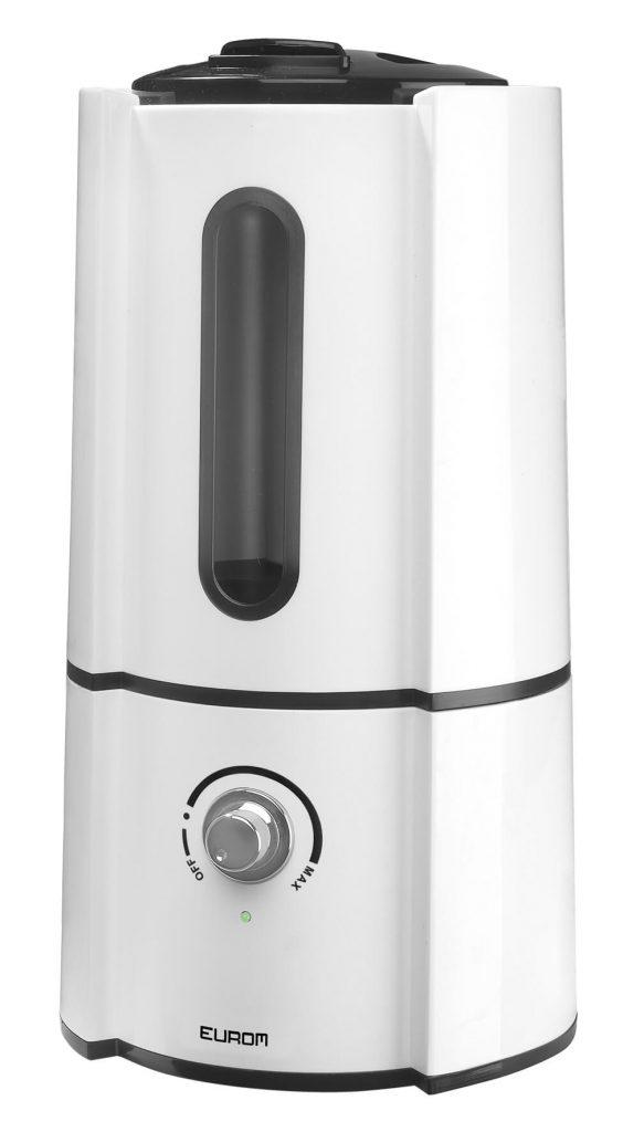 8713415374940 LB 2.5 luchtbevochtiger 400 ml/u met timer 2,5 liter watertank