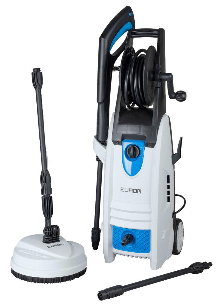 8713415135336 Force 1800 nettoyeur haute pression usage domestique 1800 Watt 400 l / h