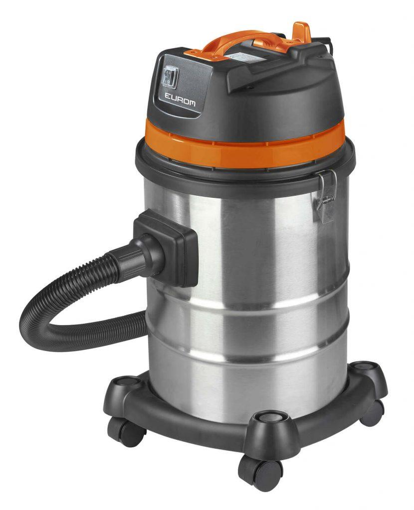 8713415161311 Force 1240 wet/dry stofzuiger waterzuiger alleszuiger 40 liter ketel