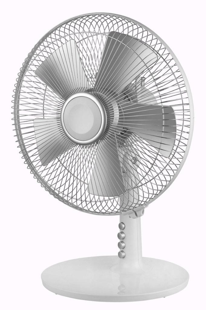 8713415384703 Vento 16 tafelventilator ventilator met zwenkfunctie