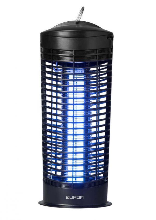 8713415212198 Fly Away 11-oval elektrische insectendoder 11 Watt UV lamp 1000 Volt hoogspanningsrooster