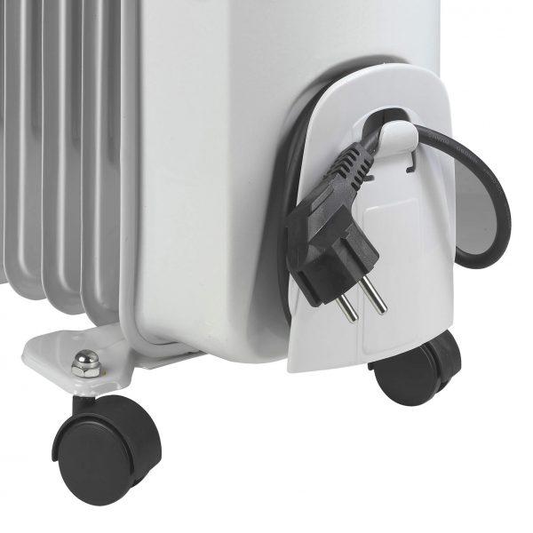 8713415362565 RK2009T elektrische radiatorkachel 2000 Watt met turbo