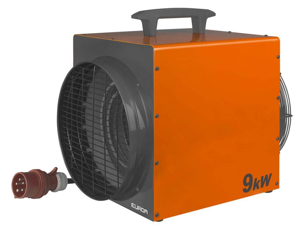 8713415332483 Heat-Duct-Pro 9kW professionele werkplaatskachel industriële verwarming