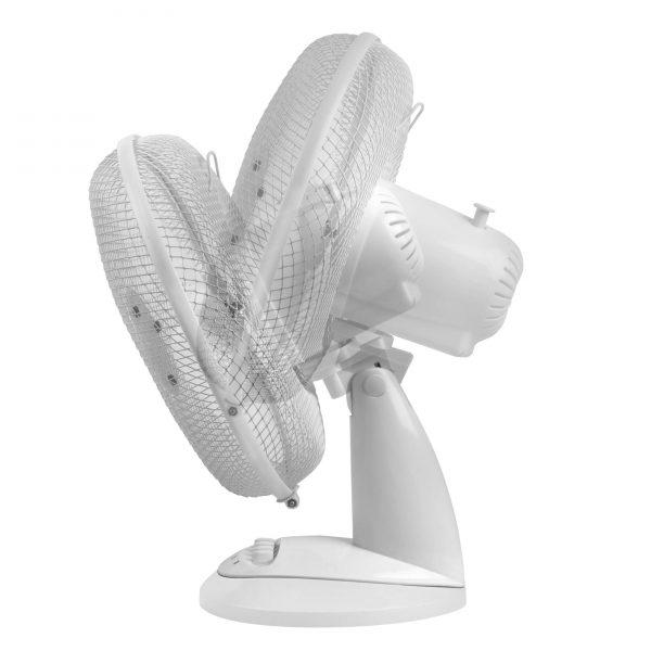 8713415385434 VT12-blanc ventilator met zwenkfunctie