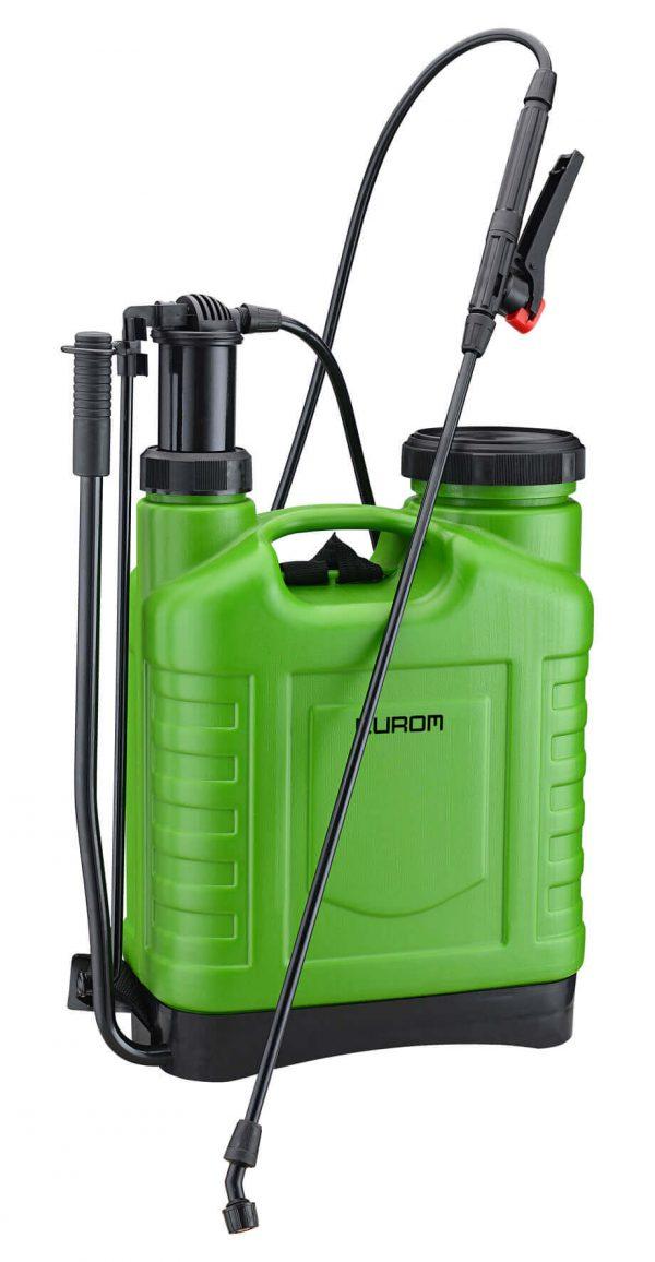 8713415250190 Backpack sprayer 1809 onkruidverdelger met sproeikap