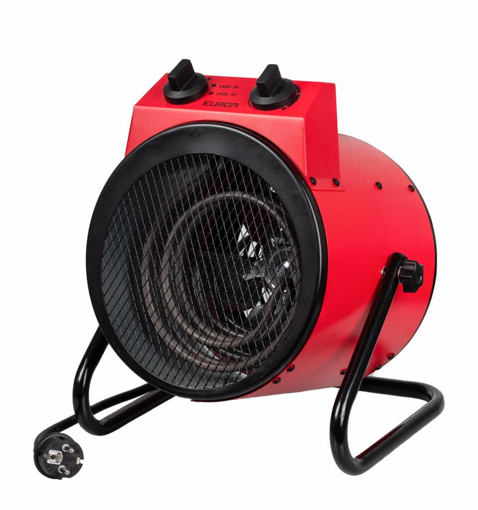 8713415332995 EK3001R elektrische ventilatorkachel verwarming 3000 Watt