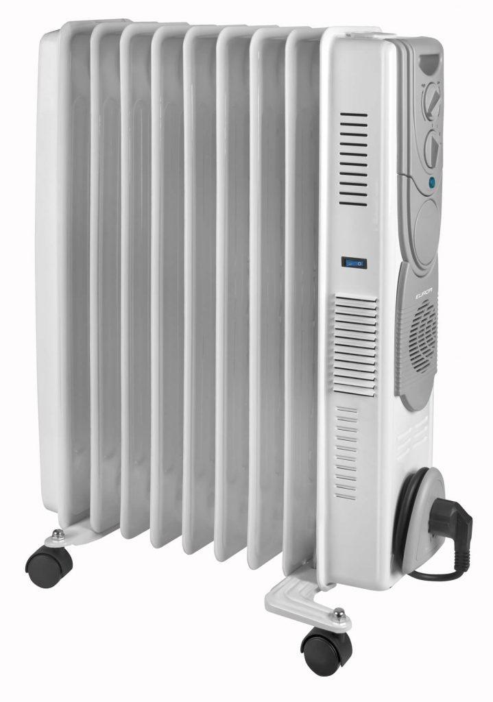 8713415363722 RAD 2000T oliegevulde radiator met Turbo verplaatsbaar elektrisch verwarmen