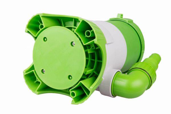 8713415261134 Flow 400 dompelpomp schoon water 125 l/min met vlotter