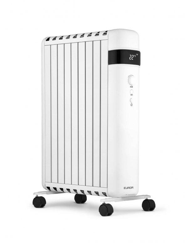 8713415363913 RAD 2000 oil free wifi olievrije radiator app besturing