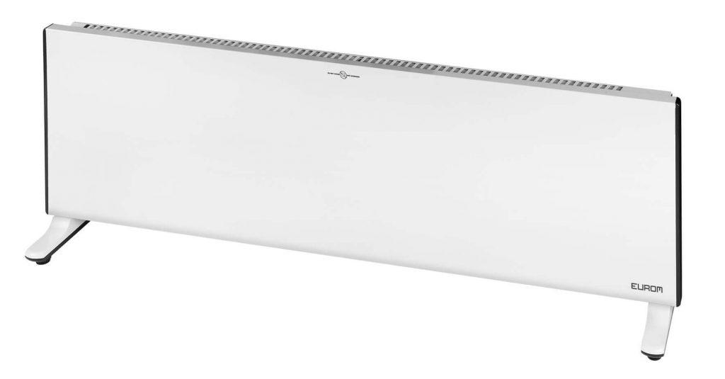 8713415360660 E-Convect metal 1500 Watt elektrische verwarming convector kachel