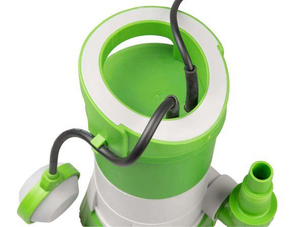 8713415261134 Flow 400 pompe immergée eau propre 125 l / min avec flotteur