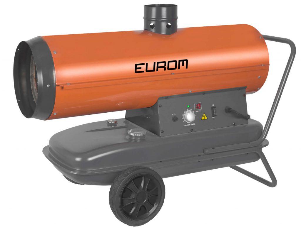 8713415300826 Fireball 20T CAP oliekanon 20 kW diesel petroleum industriële verwarming