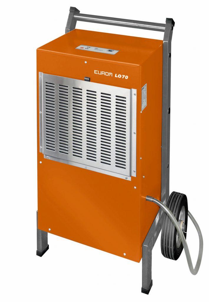 8713415372380 LO70 déshumidificateur industriel 70 litres par jour