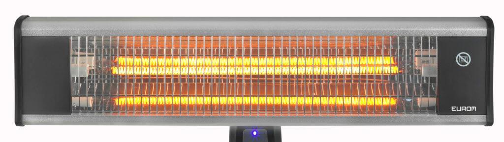 8713415333978 TH1800S staande elektrische terrasverwarmer