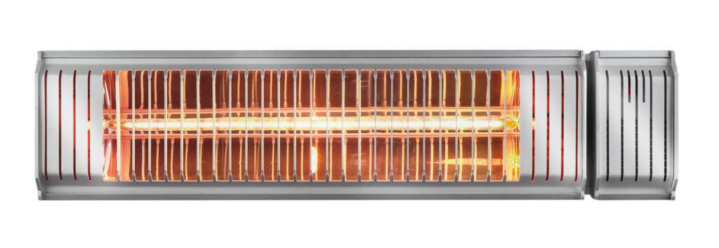 8713415334104 Golden 2000 Amber Smart elektrische terrasverwarmer bediening met app