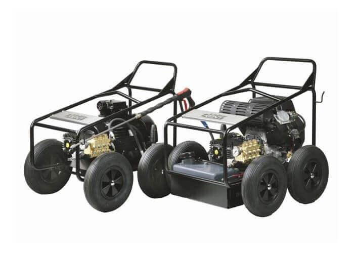 8713415124712 Kent 515E - type G industriele hogedrukreiniger 500 bar 15 l/min