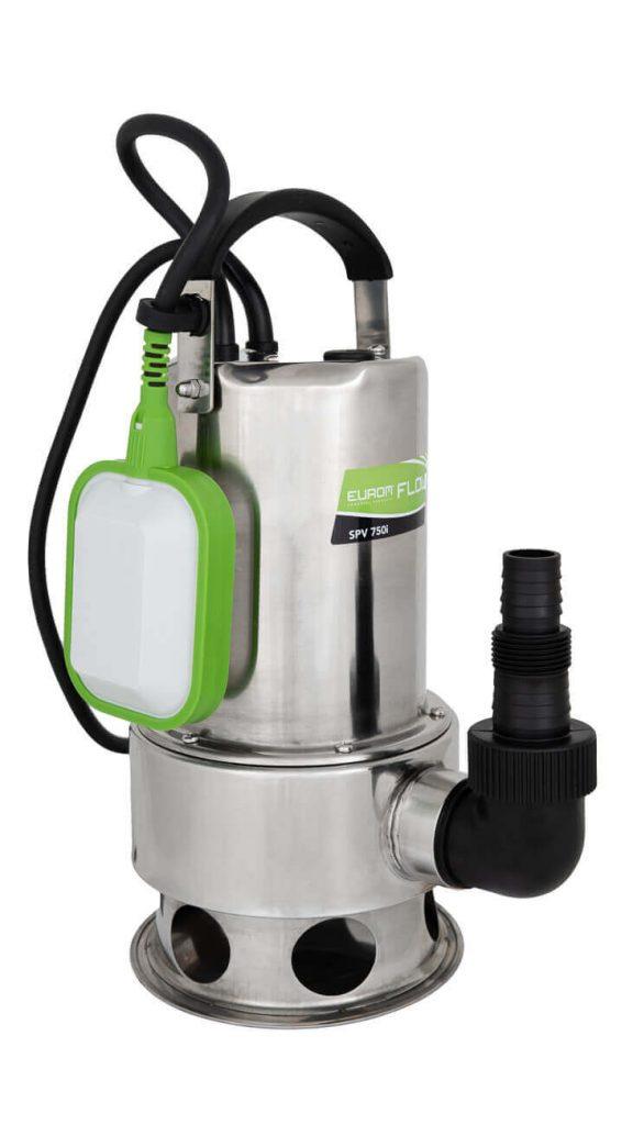 8713415260908 Flow SPV750i dompelpomp vuil water 210 l/min
