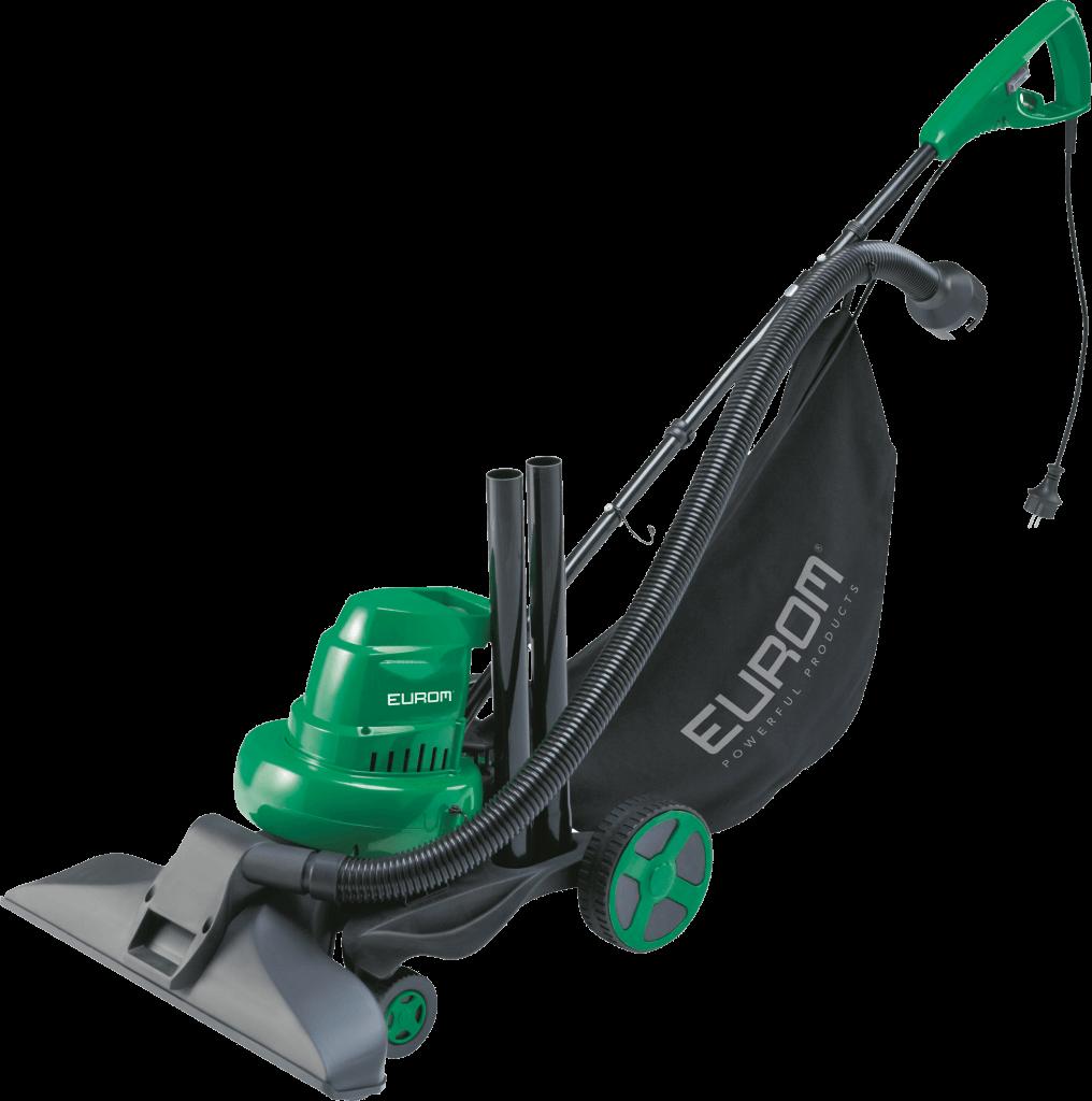 8713415242911 Garden Vacuum 1600 bladblazer blad zuigen hakselen 1600 Watt