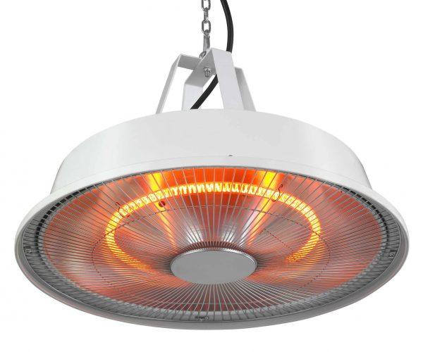 8713415336023 Partytent heater 1500 Sail White elektrische terrasverwarmer
