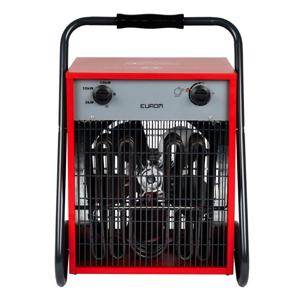 8713415332704 EK15002 elektrische ventilatorkachel industriële verwarming krachtstroom zonder kabel