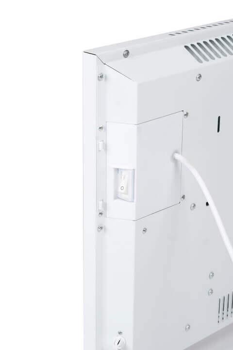8713415360851 Alutherm 1200XS Wifi elektrische convectorkachel verwarmingspaneel app bediening