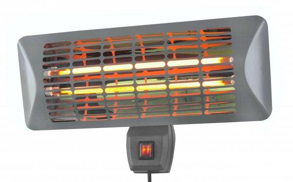 8713415334227 Q-time 2000 elektrische terrasverwarmer kwarts