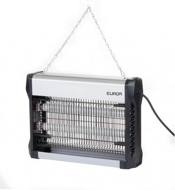 8713415210637 Fly Away 1600 insectendoder 16 Watt UV lampen 2200 Volt rooster