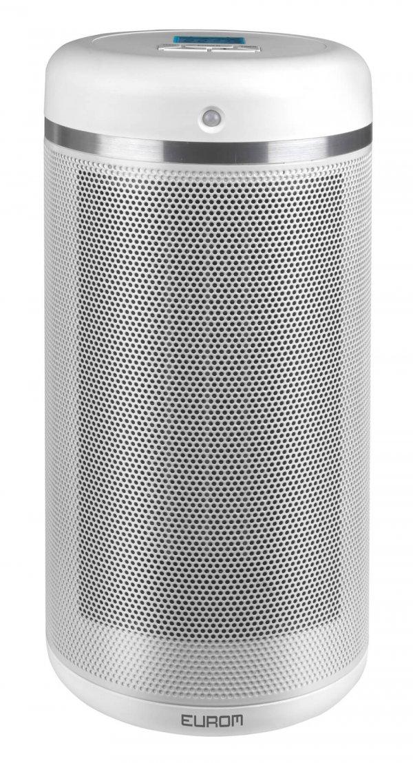8713415342598 C.U. 2000 White ceramic heater motion sensor energy-efficient electric heating
