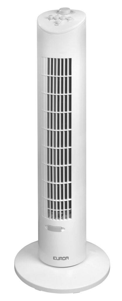 8713415385625 VTW31 kolomventilator torenventilator met zwenkfunctie en timer
