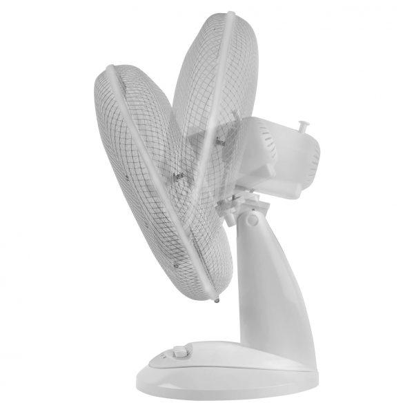 8713415385441 VT16-blanc ventilator zwenkfunctie