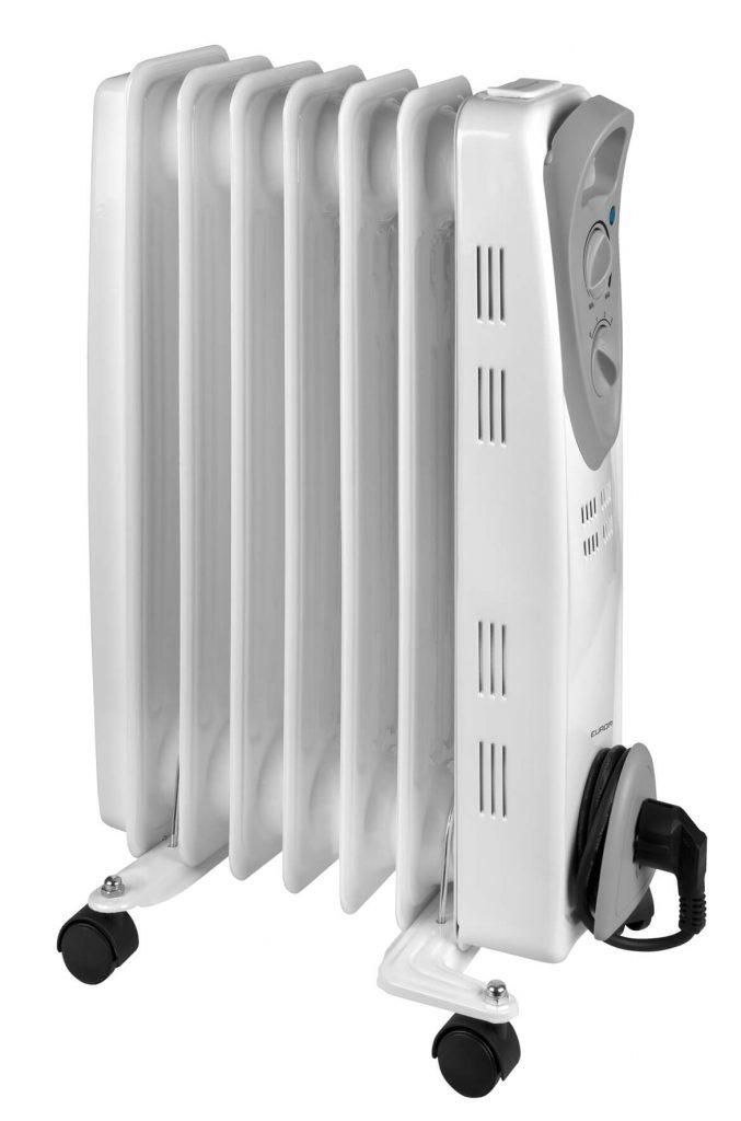 8713415363630 RAD 1500 Watt oliegevulde radiator elektrisch verwarmen