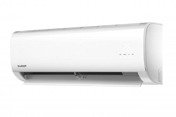 8713415381801 MDA Woods-9 split-unit airconditioner 9000 BTU 2600 Watt afstandsbediening en app bediening