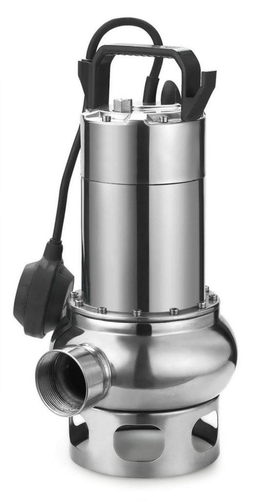 8713415260533 SPV750is Prof professional submersible pump 367 l/min 5 meter deep