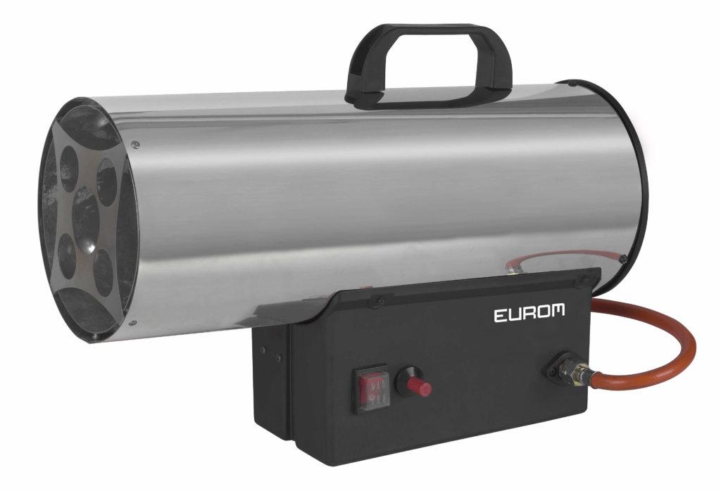8713415322125 HKG-15 heteluchtkanon op gas gaskanon 15000 Watt