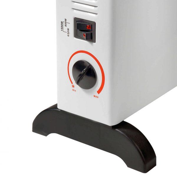 8713415360295 CK1500 elektrische verwarming convector kachel 1500 Watt