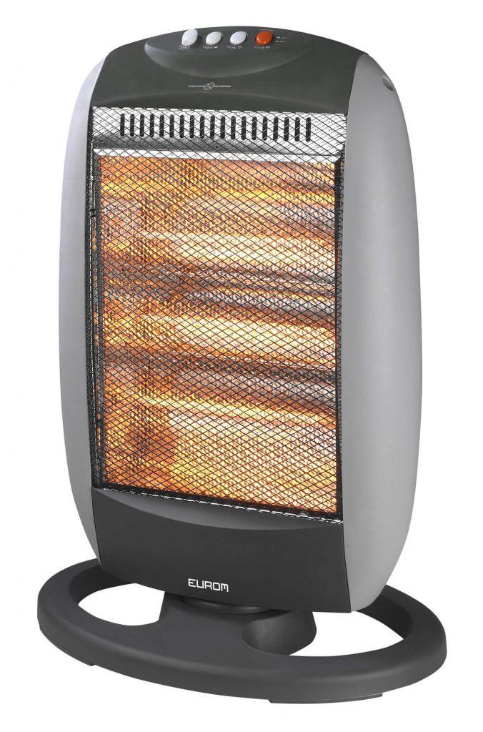 8713415351613 Safe-t-shine 1200 elektrische verwarming straalkachel halogeen zwenkfunctie draaiend