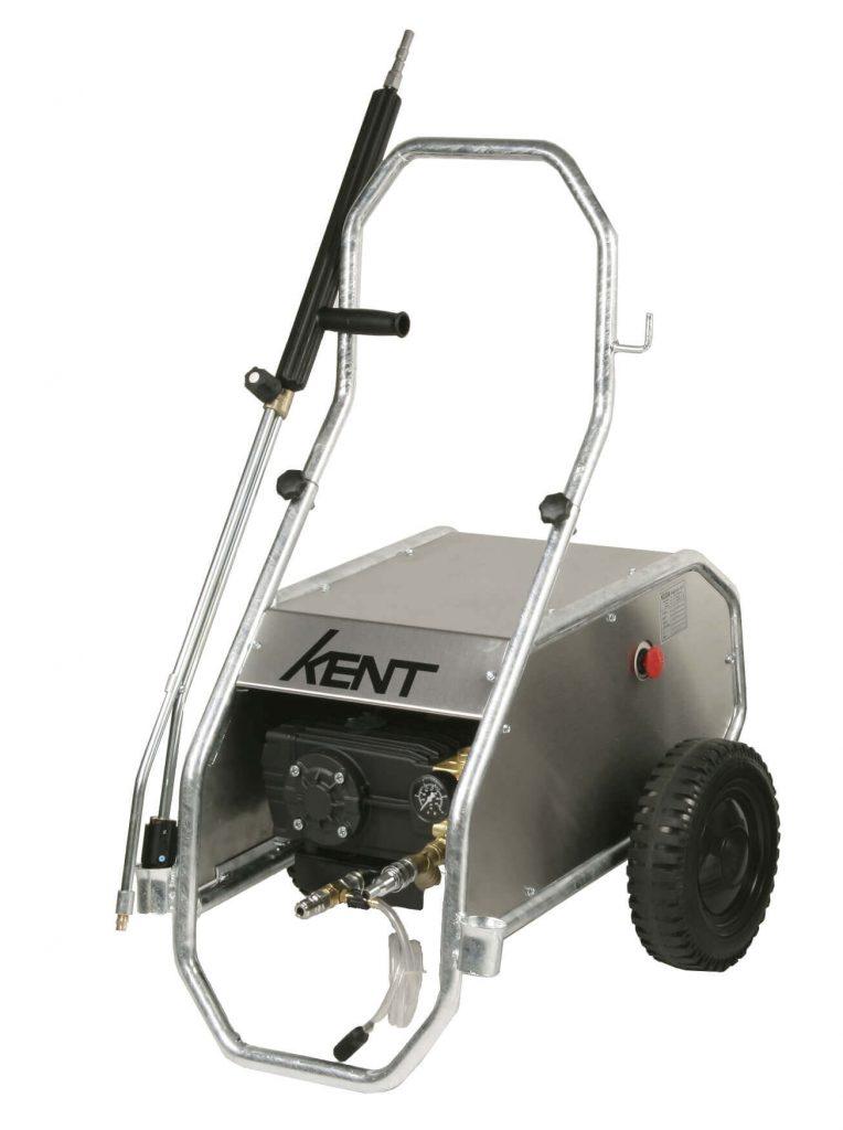 8713415124439 Kent 6218S-prof professionele hogedrukreiniger 200 bar 18 l/min