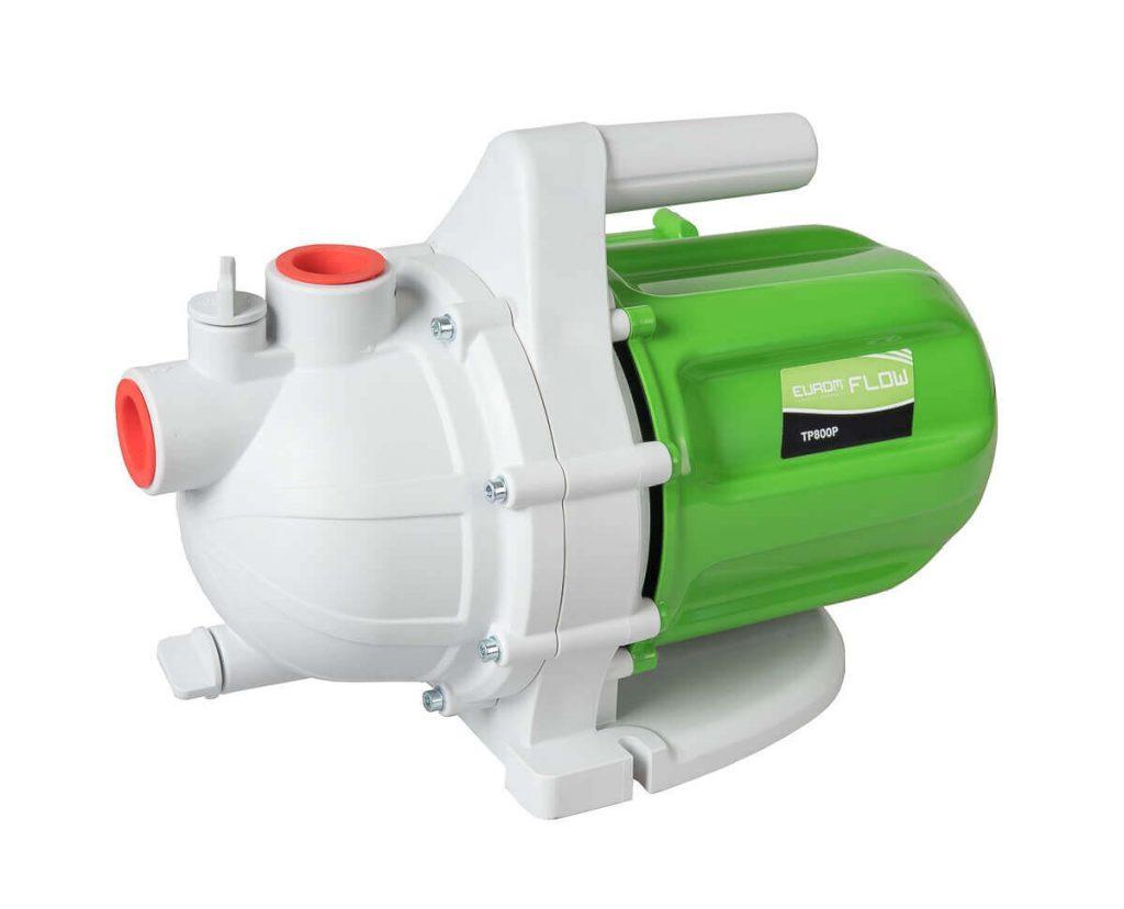 8713415262926 Flow TP800P tuinpomp schoon water 53 l/min max 8 meter diep