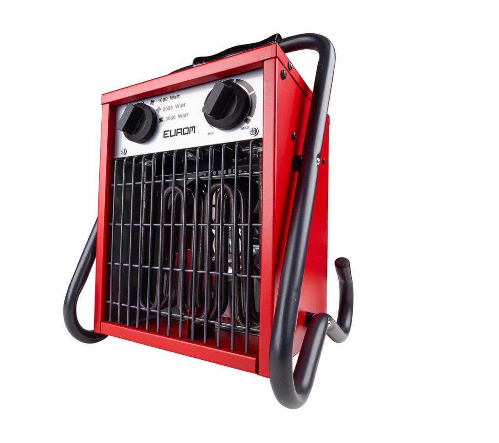 8713415332407 EK3201 elektrische ventilatorkachel industriële verwarming 3000 Watt