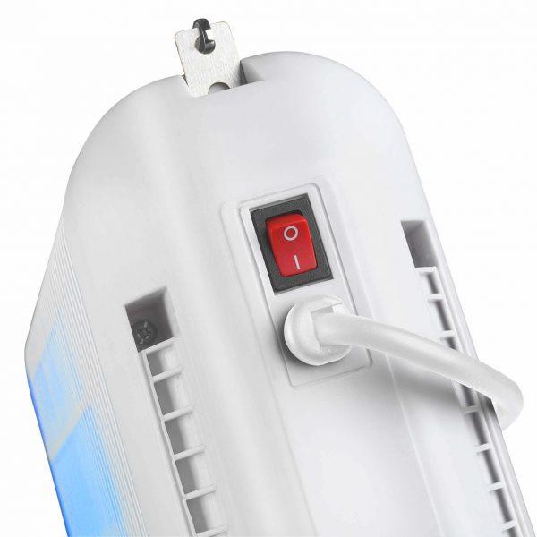8713415211269 Fly Away 40 Allround elektrische insectendoder 2200 Volt roosterspanning lokstof reservoir