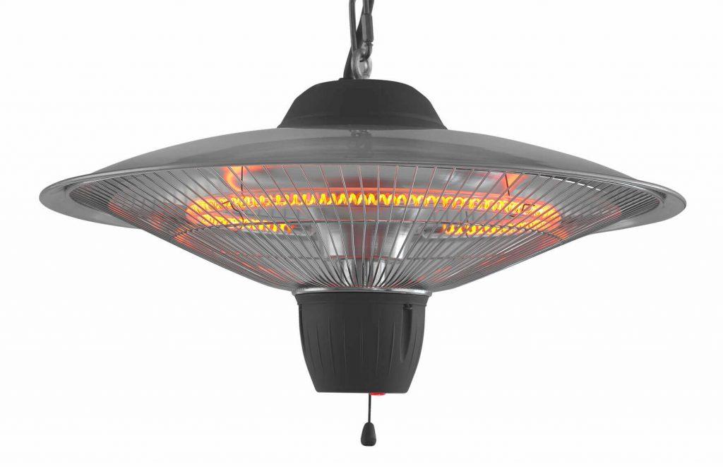 8713415336122 Partytent heater 1502 elektrische terrasverwarmer
