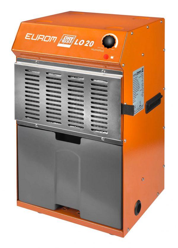 8713415372359 LO20 industriële luchtontvochtiger 20 liter per dag